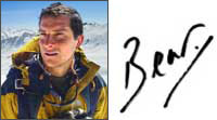 Bear Grylls, International Adventurer